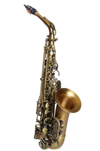 SDA-XG-303_AltoSax-AntiqueBrass_FullView